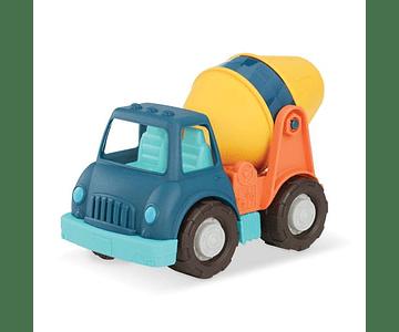 Camión mezclador de cemento Wonder Wheels