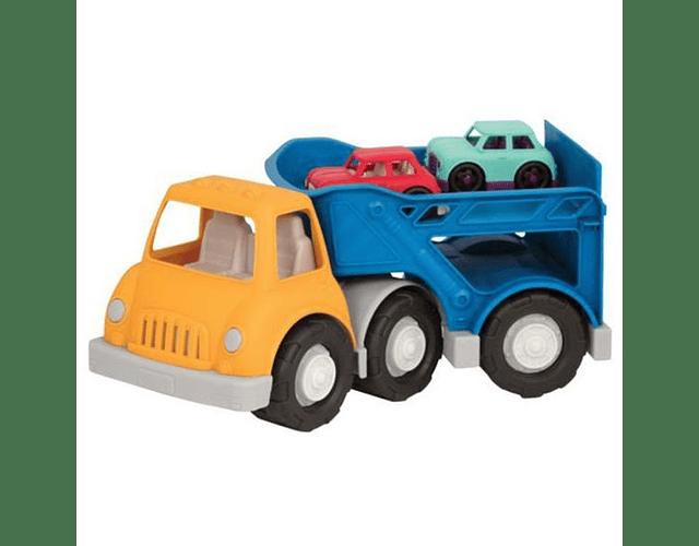 Camión porta autos Wonder Wheels