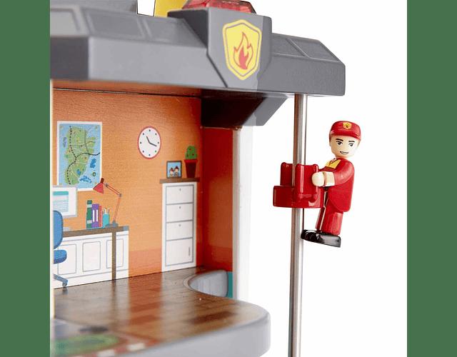 Estación general de servicios de emergencia