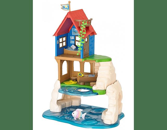 Casa de la isla secreta