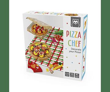 Set decora tu pizza (plasticina)