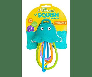 Juguete sensorial Jelly Fish Banana