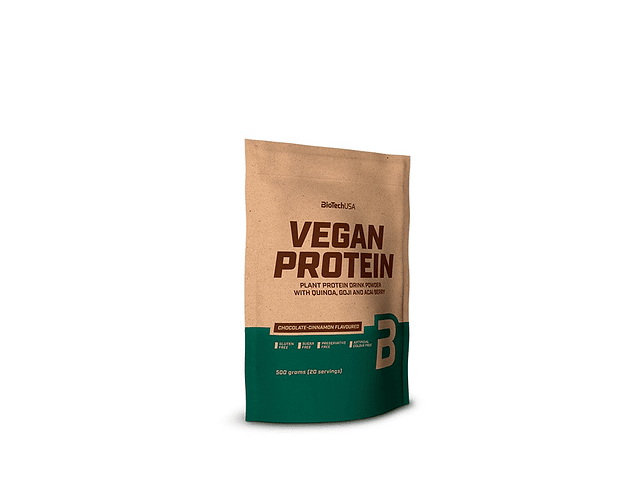 BIOTECH Vegan Protein 500Grs / 20 Serv