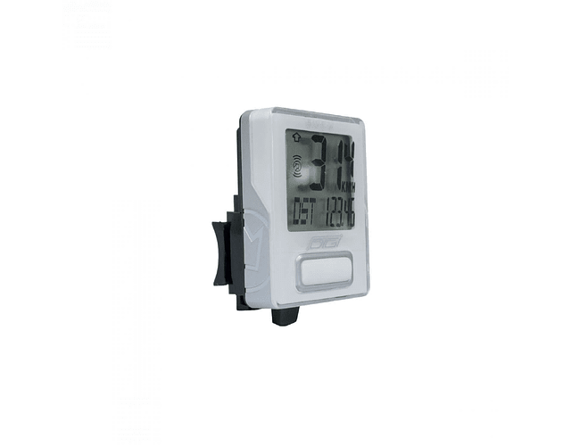 Ciclocomputador Pro Wd Digi-5 Blanco
