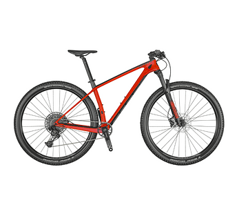 BICICLETA SCOTT SCALE 940 RED TALLA M
