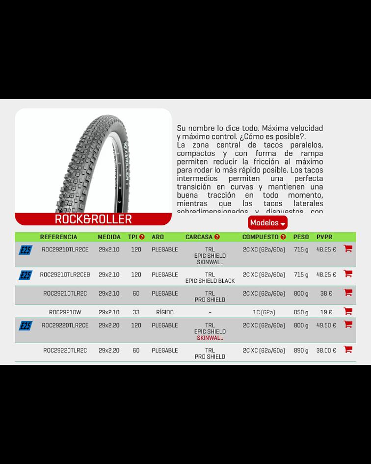 NEUMATICO MSC ROCK & ROLLER