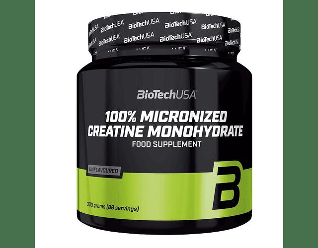 BIOTECH CREATINE 100% MICRONIZED 300 GRS