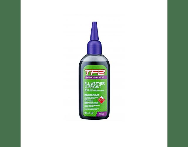 ACEITE CADENA TF2 PERFORMANCE TODA CONDICION TEFLON SURFACE PROTECTOR