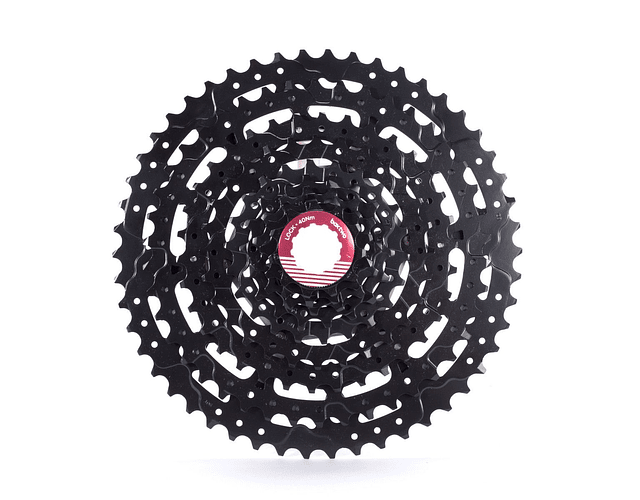 PIÑON BOX TWO 11-50T CASSETTE 9 SPEED BLACK