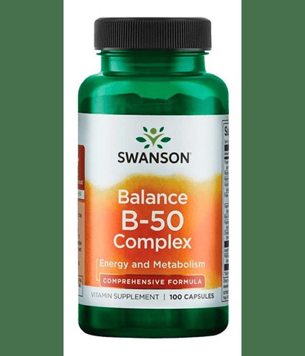 SWANSON COMPLEJO B BALANCE 50