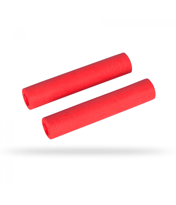 PUÑOS SILICONA PRO RED 32MM (PRGP0040)