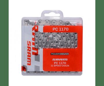 CADENA SRAM PC-1170 11 VELOCIDADES 120 LINKS