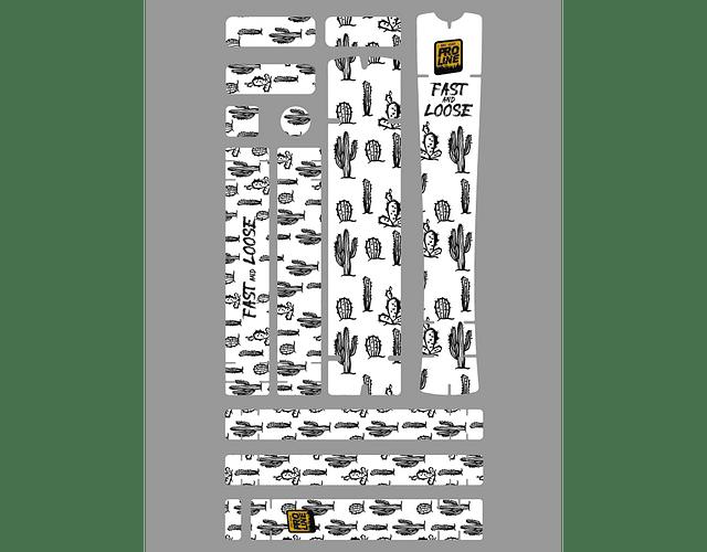 PROLINE BIKE GUARD CACTUS (TRANSPARENTE)