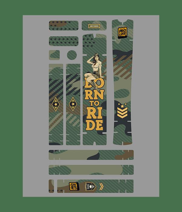 PROLINE BIKE GUARD VIETNAM