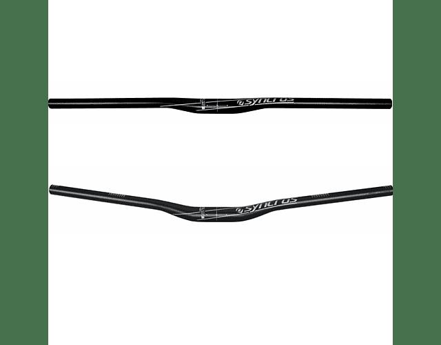 MANUBRIO SYNCROS FL1.5 2015 740 MM BLACK WHITE