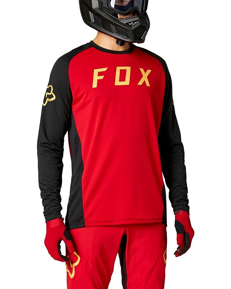 JERSEY FOX DEFEND MANGA LARGA