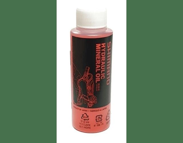 ACEITE MINERAL SHIMANO HIDRAULICO 100ML