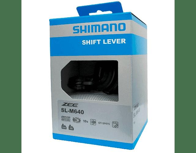 MANILLA CAMBIO SHIMANO ZEE SL-M640 10V DERECHA