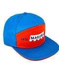 MAGURA GORRO VINTAGE ORANGE/BLUE