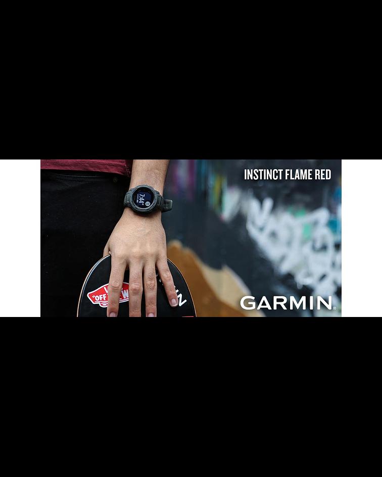 RELOJ GARMIN INSTINCT® GRAFITO