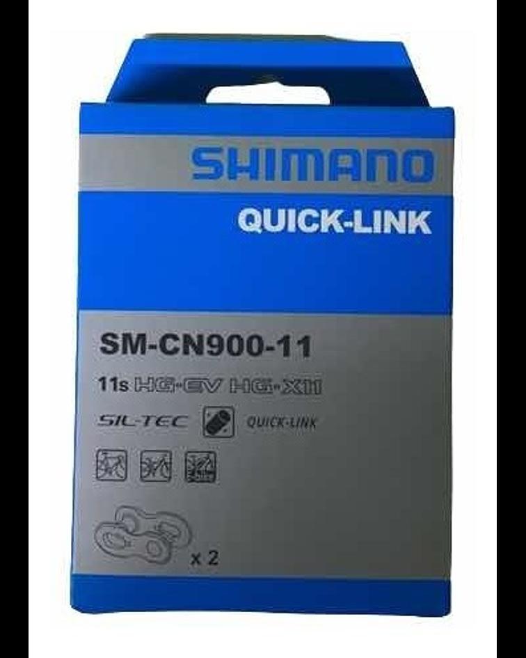 SEGURO CADENA SHIMANO SM-CN900-11 SPEED. 1 SET POWERLINK