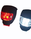 PACK LUCES SILICONA
