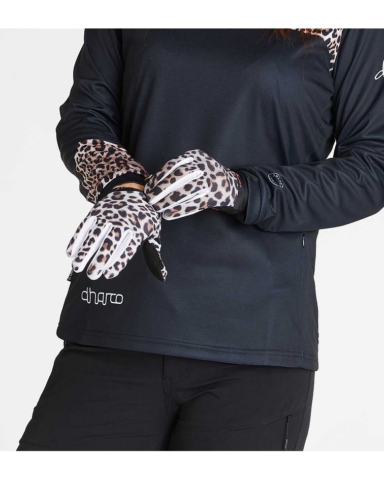 GUANTE DHARCO MUJER LEOPARD