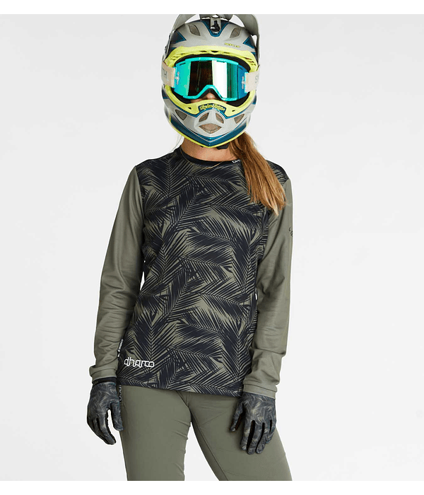 JERSEY DHARCO MUJER GRAVITY | CAMO BLADES