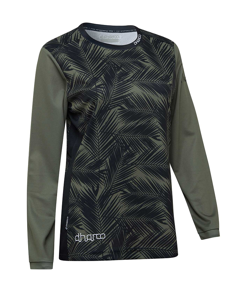 JERSEY DHARCO MUJER GRAVITY   CAMO BLADES
