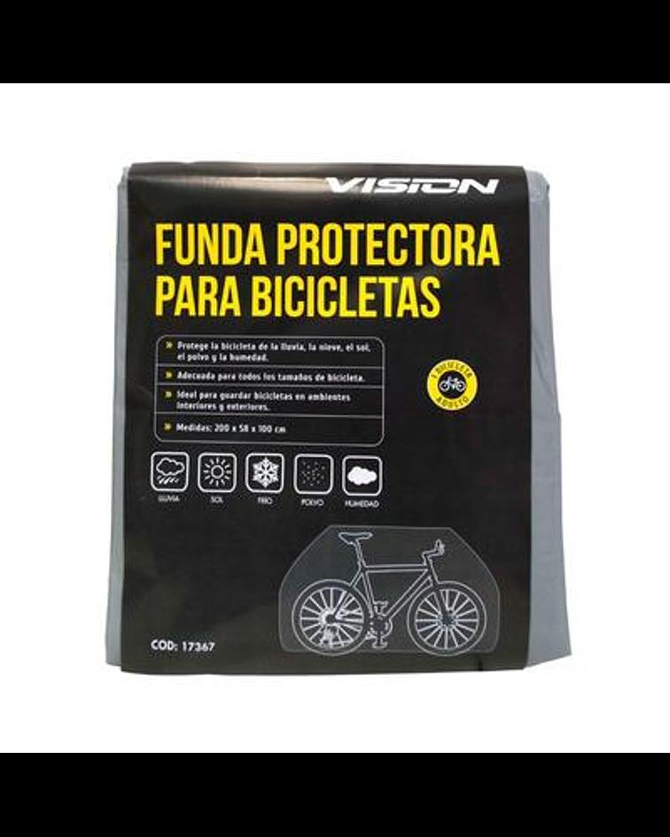 FUNDA PROTECTORA VISION PARA BICICLETAS
