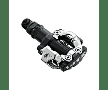 Pedal Shimano Pd-M520-L Negro (380grs)