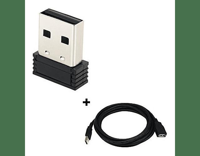 ANT+ USB CYCPLUS + ALARGADOR DE REGALO