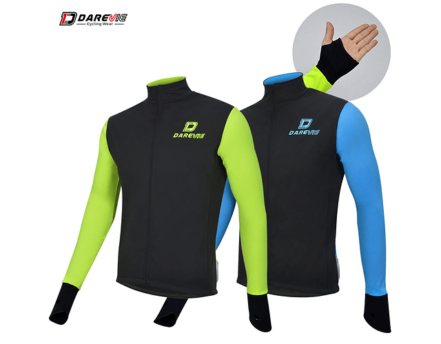 THERMAL JACKET DAREVIE DVJ099