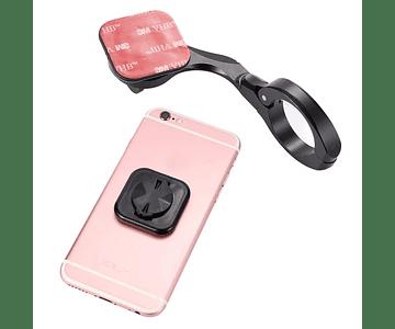 Adhesivo celular compatible con soporte