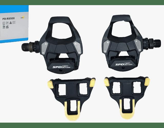 Pedal Shimano Pd-Rs500 Spd-Sl Ruta