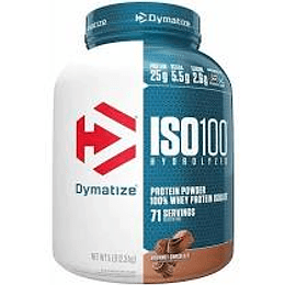 Dymatize ISO100 0-CARB HYDROLYZED 5LBS