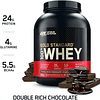 100% WHEY PROTEIN Gold Standard 5 LBS