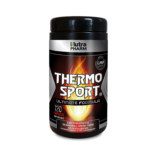 Nutrapharm THERMO SPORT 120 CAPS