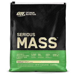 ON Ganador de Peso SERIOUS MASS 12 LBS
