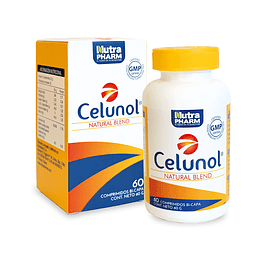 Nutrapharm CELUNOL 60 COMP