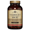 Vitamina D3 400UI 250 CAPS SOFT