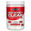 Muscletech Proteina ISO WHEY CLEAR 1.1 LBS CHERRY