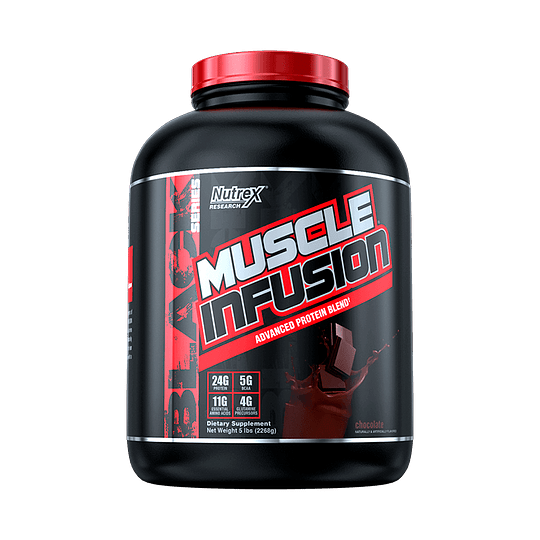 Muscle Infusion 5 LBS CHOCOLATE