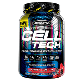 CELL Tech Creatina 3 LBS SABOR FRUIT PUNCH