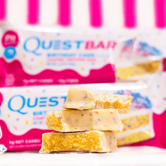 QUEST BOX 12 BAR PROTEIN