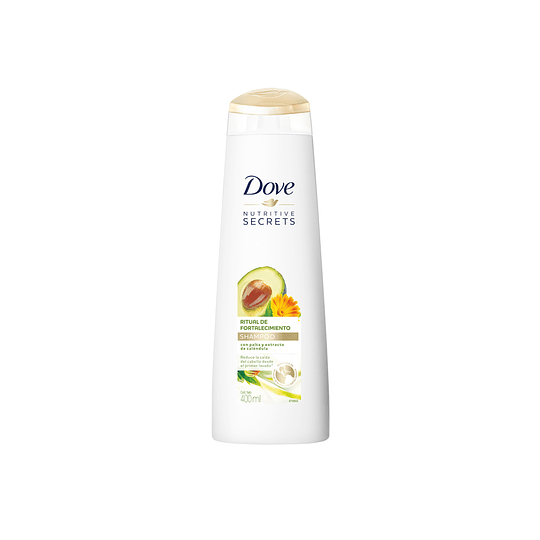 Dove Shampoo Ritual Fort 400 ML