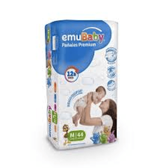 Emubaby Superpack M 44 UNDS