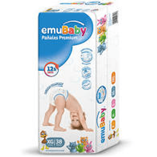 Emubaby Superpack XG 38 UNDS