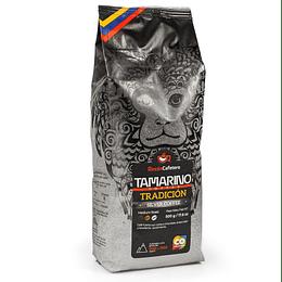 Café Tamarino Tradición 500 grs (grano)