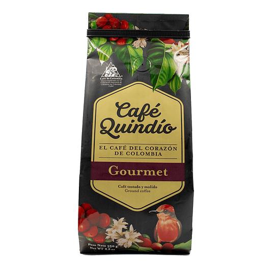 Café Gourmet 250 grs (grano)